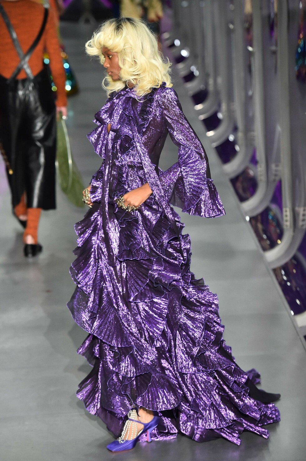 GUCCI AW17 Foto: AFP
