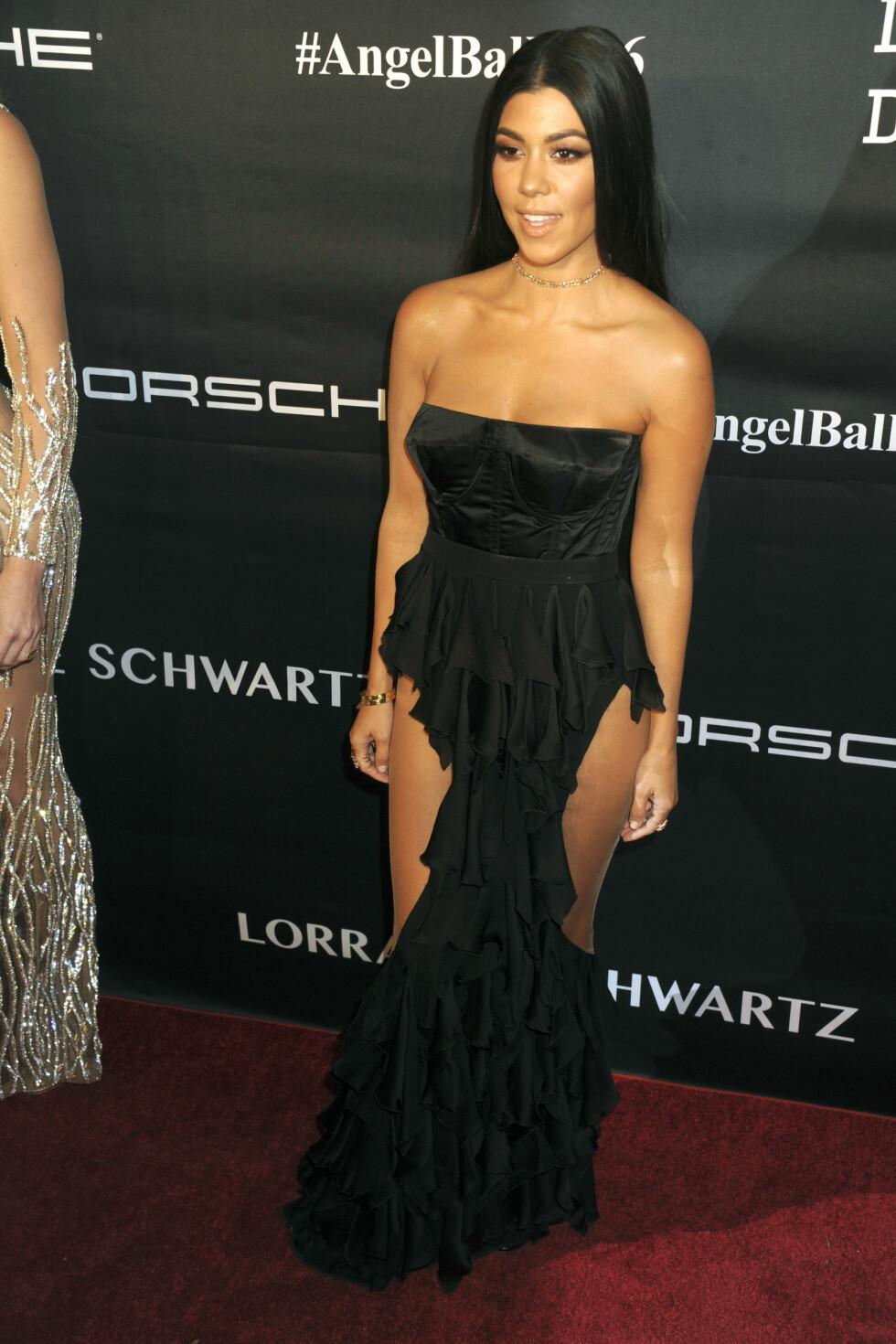 2008: Kourtney Kardashian Foto: wenn.com