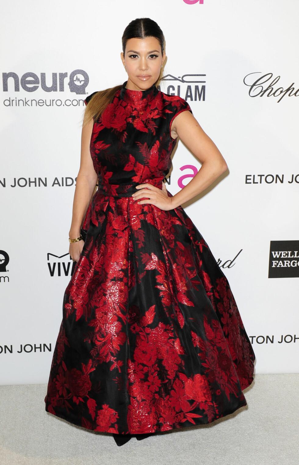 2013: Kourtney Kardashian Foto: Reuters