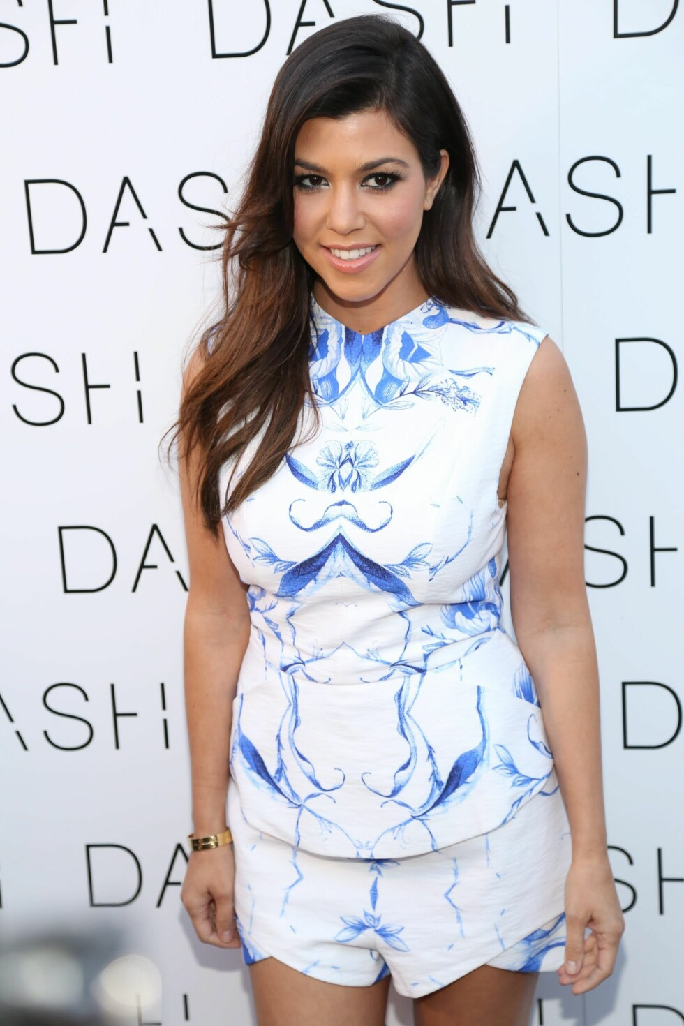 2014: Kourtney Kardashian Foto: INVISION