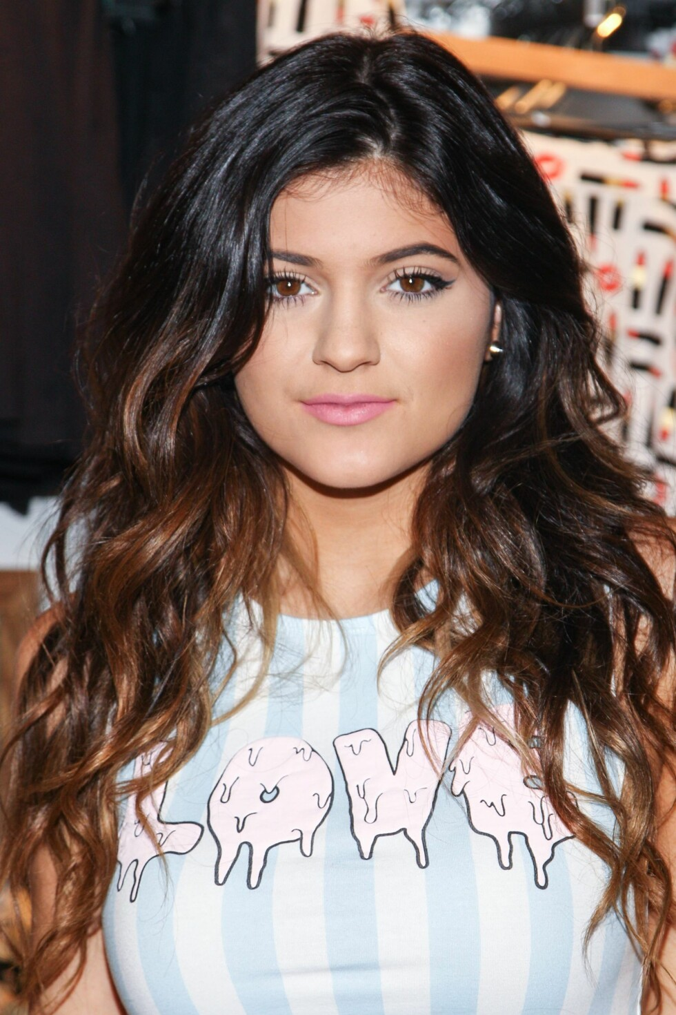 2013: Kylie Jenner  Foto: INVISION