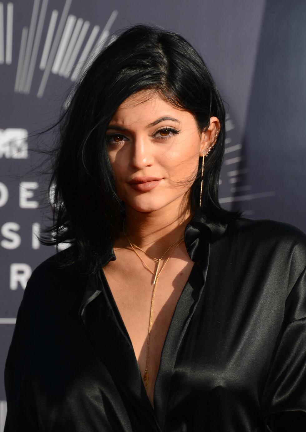 2014: Kylie Jenner  Foto: Ap