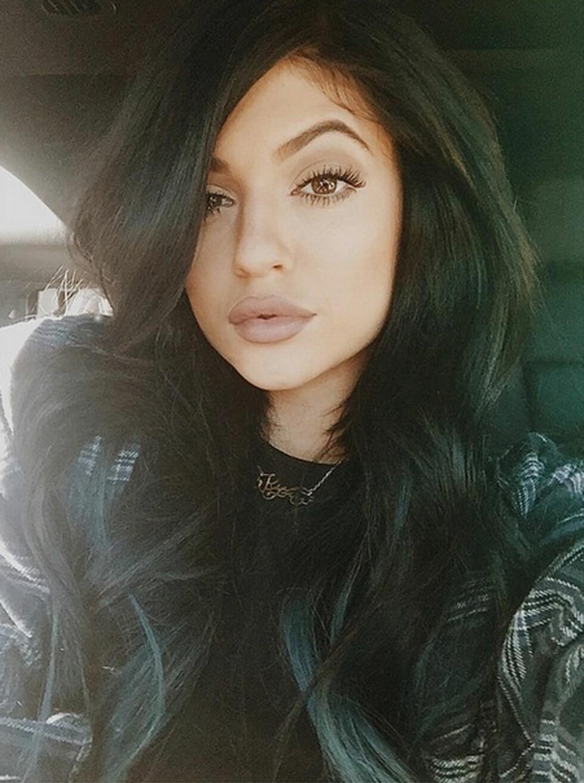 2014: Kylie Jenner  Foto: Xposure