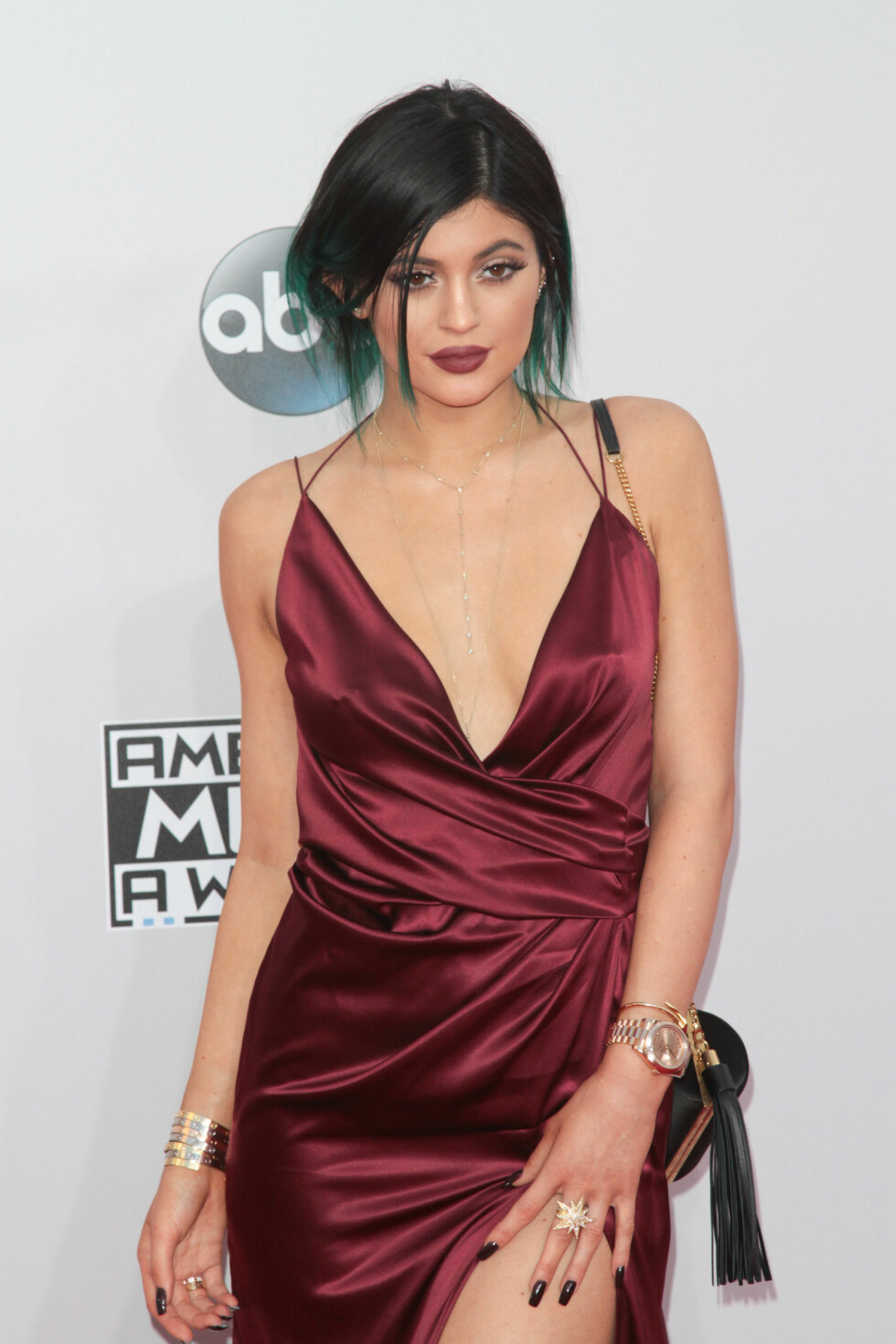 2014: Kylie Jenner Foto: SipaUSA