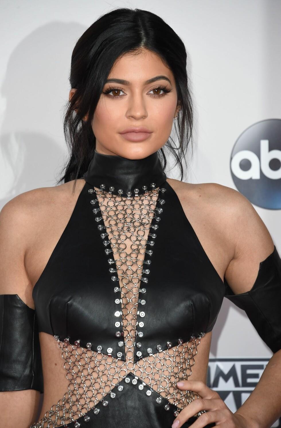 2015: Kylie Jenner Foto: Afp