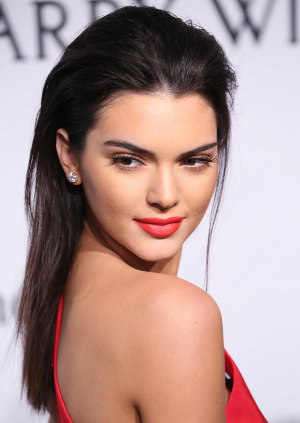 2015: Kendall Jenner  Foto: Zuma Press
