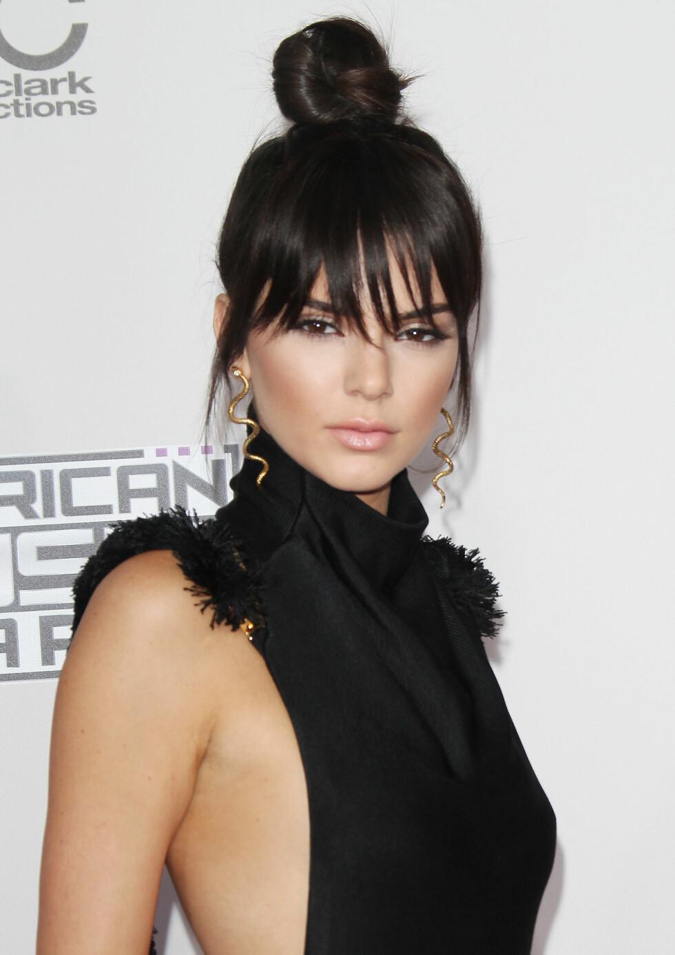 2015: Kendall Jenner  Foto: Broadimage
