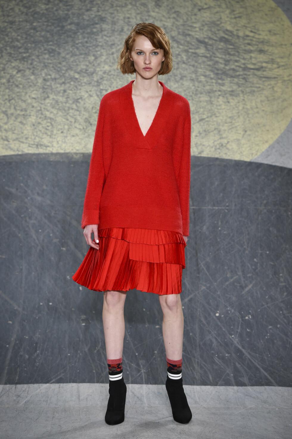 Munthe AW17 Foto: Copenhagen Fashion Week