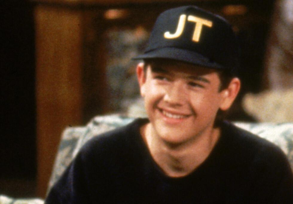 JT LAMBERT: Brandon Spencer Lee Call spilte Frank Lamberts eldste sønn. Dessverre eksisterer det ikke nyere bilder av Call. Foto: TV 2