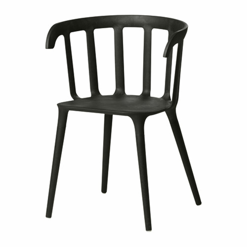 Stol fra Ikea | kr 595 | http://www.ikea.com/no/no/catalog/products/70206804/