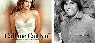 Fra Bruce Jenner til Caitlyn Jenner - sjekk den utrolige forvandlingen!