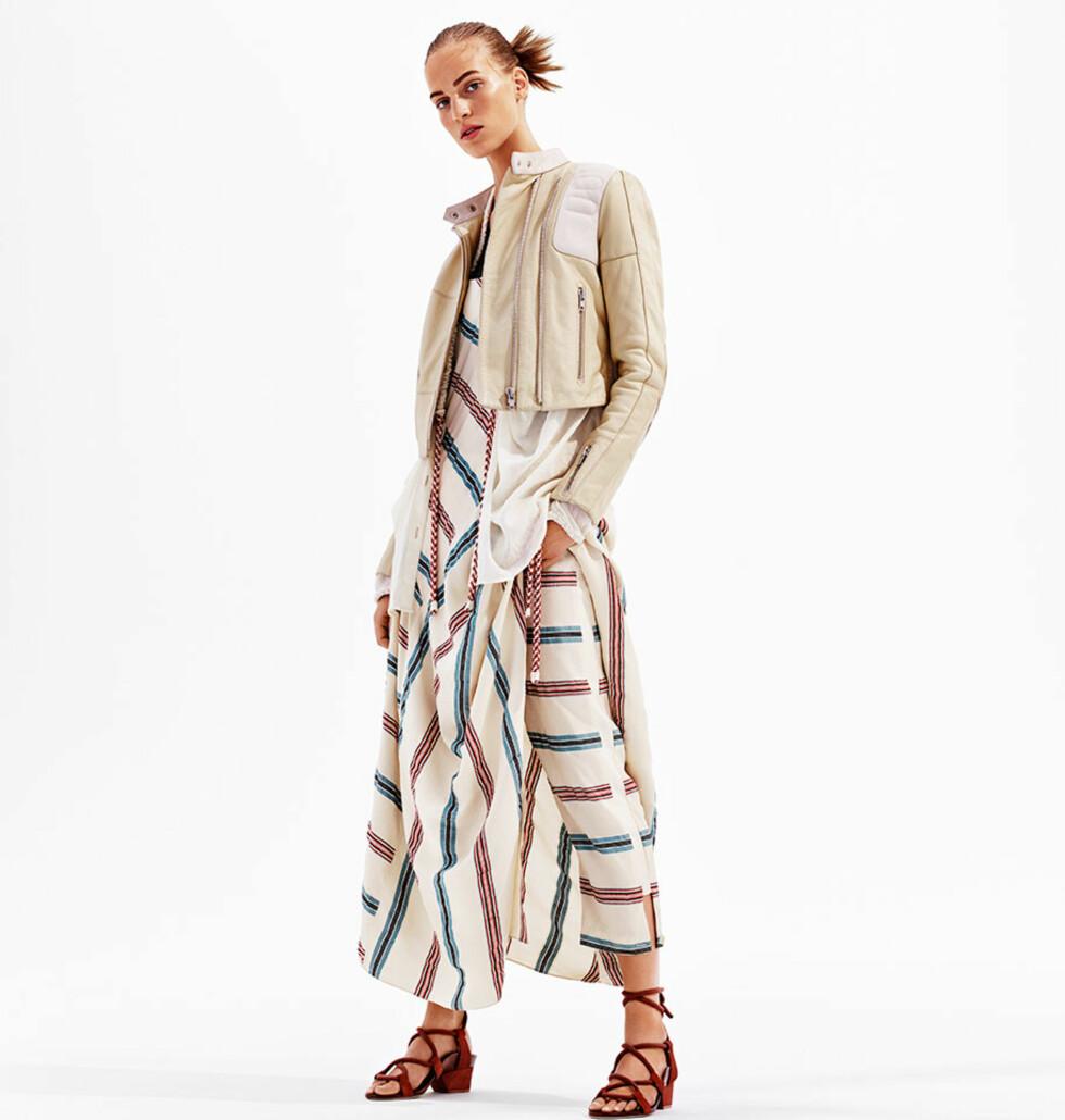 NY KOLLEKSJON: Sjekk ut de kule bildene fra H&Ms nye studio-kolleksjon. Foto: H&M