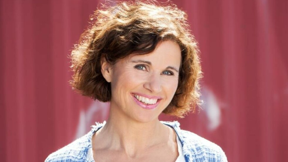HOLDER NETTMØTE: Kari H. Bugge, som er fagsjef i Grete Roede AS, er utdannet ernæringsfysiolog ved Universitetet i Oslo og har jobbet med mat, trening og vektreduksjon i Grete Roede siden 2002.
