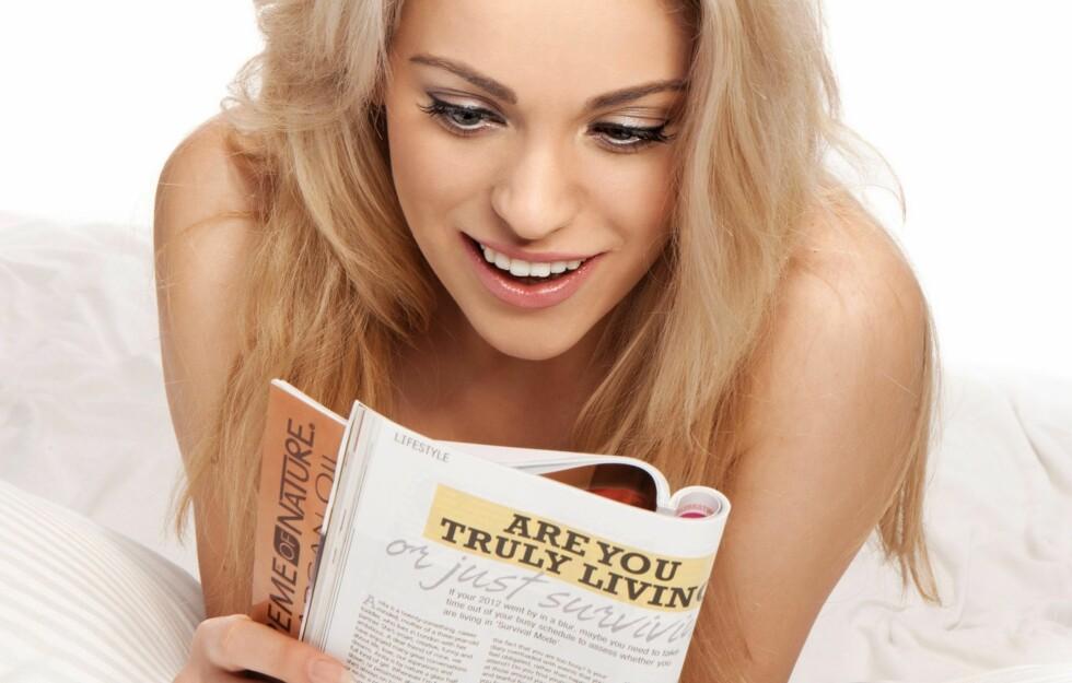 HOROSKOP: Hvor ofte leser du horoskopet ditt?  Foto: All Over Press