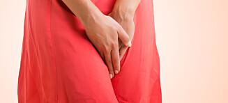 30 prosent av alle norske kvinner sliter med urinlekkasjer