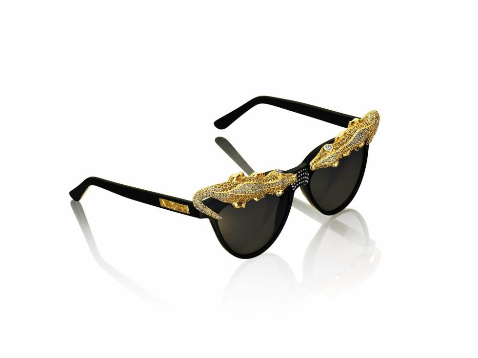Solbriller (kr 400). Foto: Produsenten