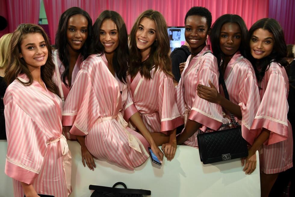 Victoria's Secret Fashion Show Foto: Afp