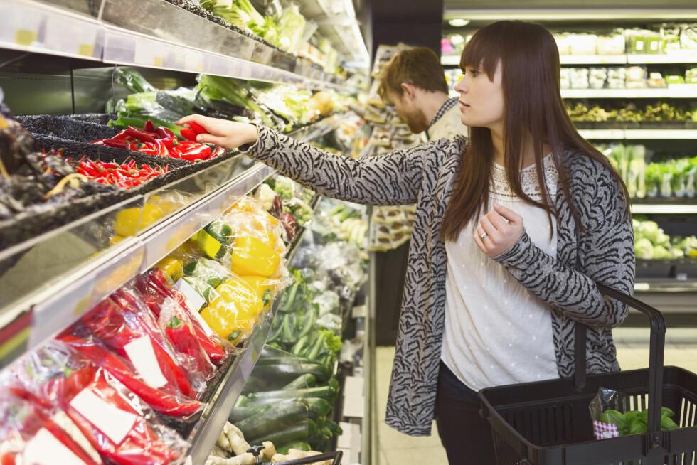 SPIS MER CHILI: Chilien har flere gode helsefordeler, så det er ingen grunn til å ikke inkludere denne grønnsaken i matlagingen din. Foto: Maskot