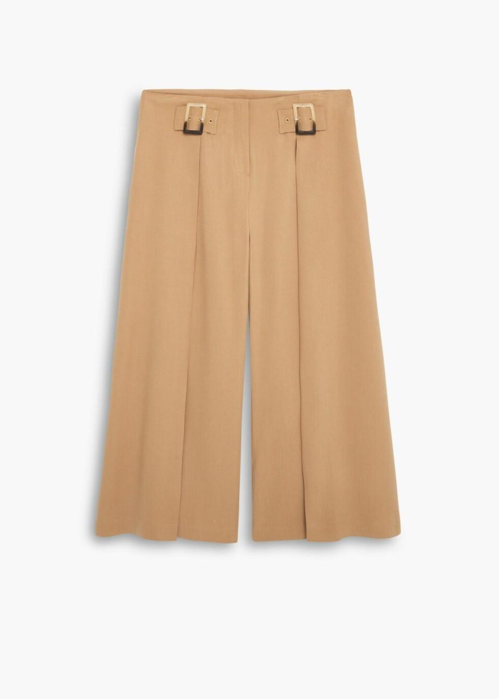 Bukse fra Mango, kr 399. Foto: Produsenten