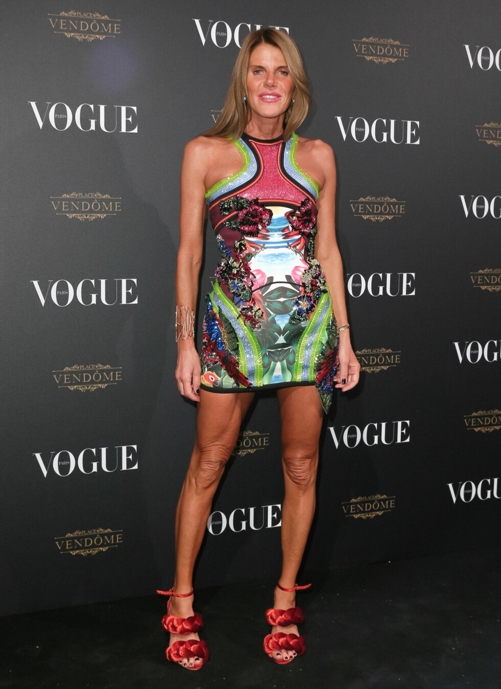 <strong>VOGUE:</strong> Anna Dello Russo (53). Foto: SipaUSA
