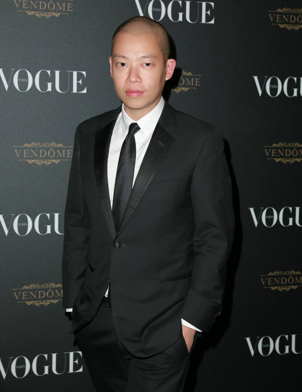 <strong>VOGUE:</strong> Jason Wu (33). Foto: SipaUSA