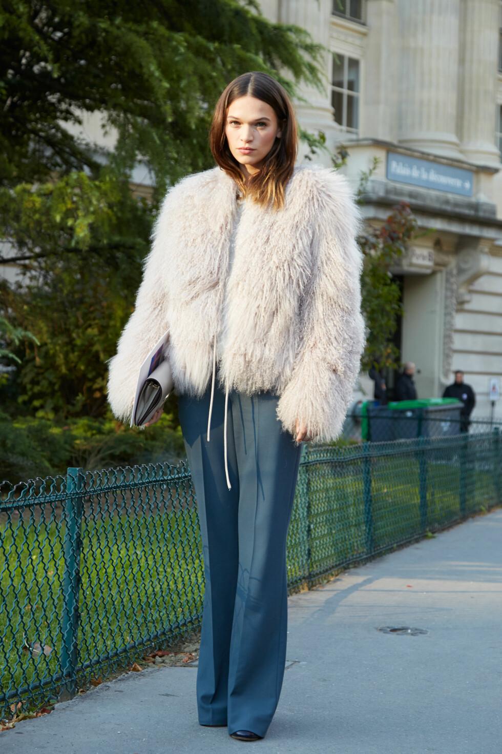 Paris Fashion Week. Foto: Demotix