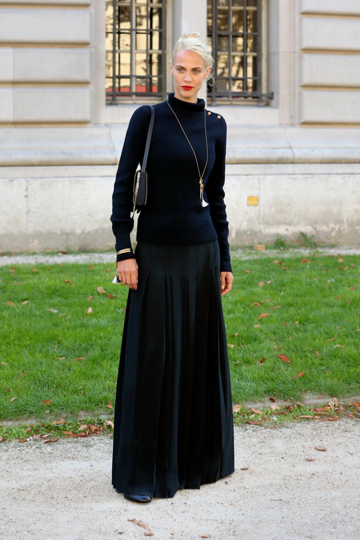PARIS: Aymeline Valade. Foto: Splash News
