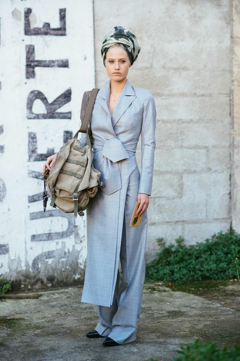 Paris Fashion Week. Foto: SipaUSA