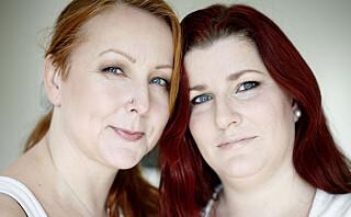 Søstre gjenforent etter 20 år