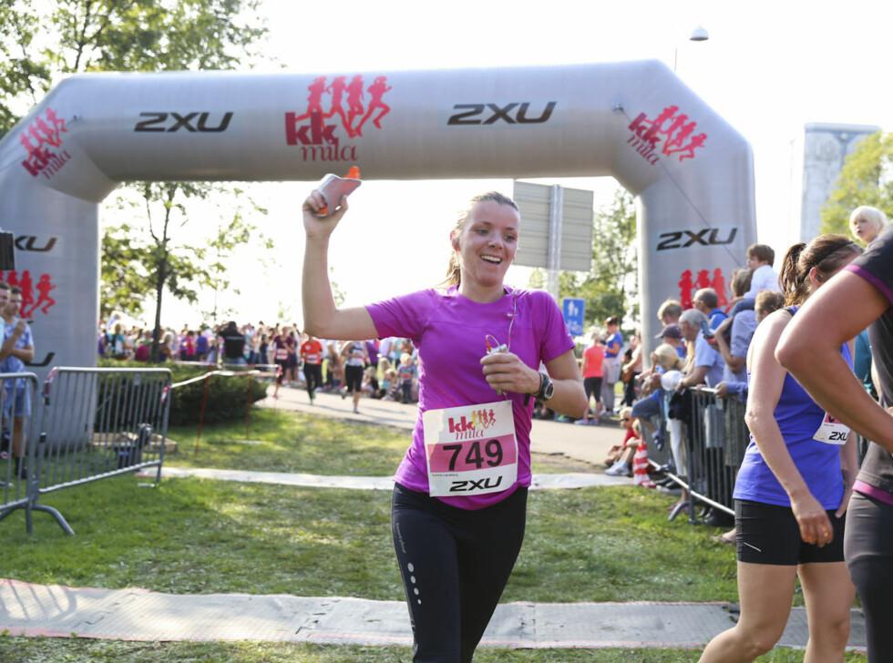 Alt om den store løpefesten - 10 km