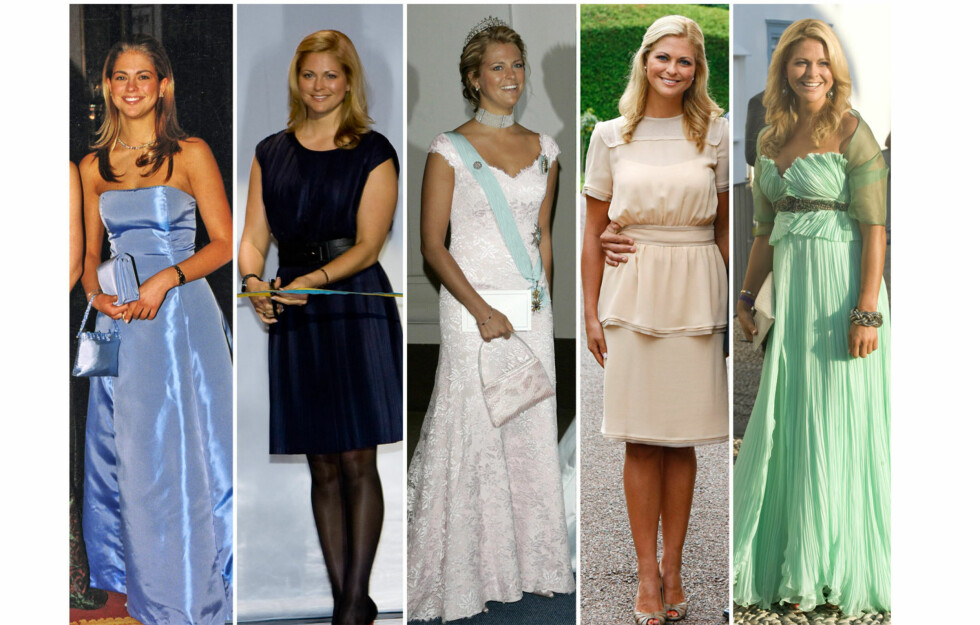 EUROPAS VAKRESTE?: Prinsesse Madeleine av Sverige har flere ganger blitt kåret Europas vakreste og mest sexy prinsesse. På lørdag gifter hun seg. Foto: All Over Press