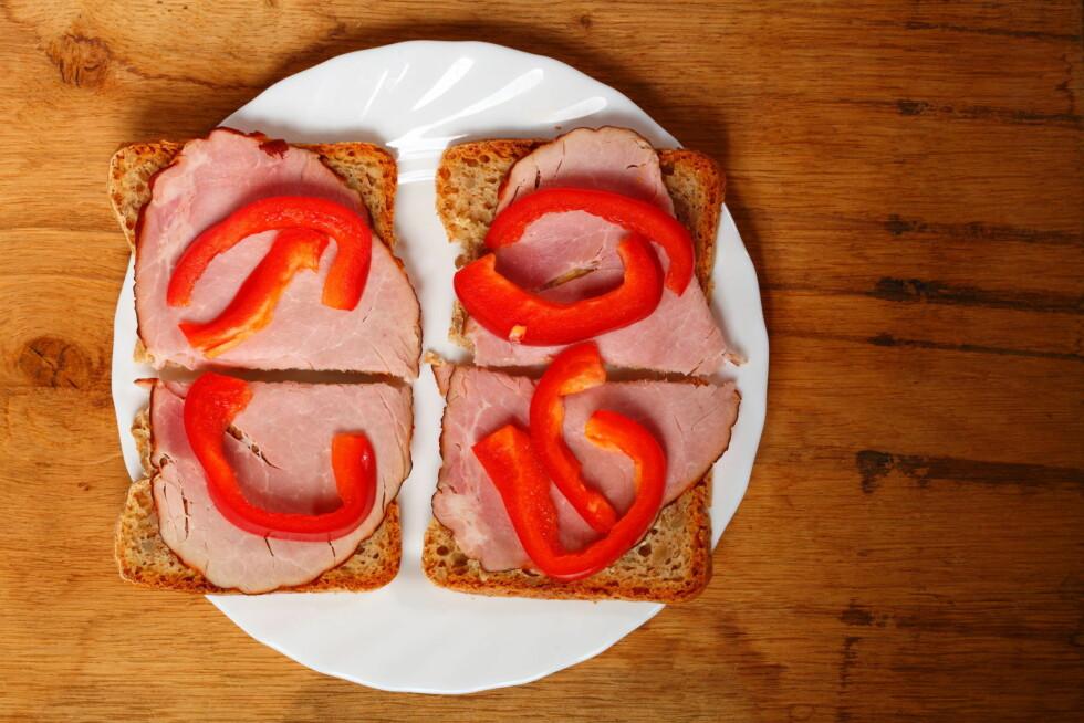 JERN: Den viktigste kilden til jern i norsk kosthold er faktisk korn. Suppler med litt C-vitaminer for å optimalisere opptaket - for eksempel paprika. Foto: Fotolia