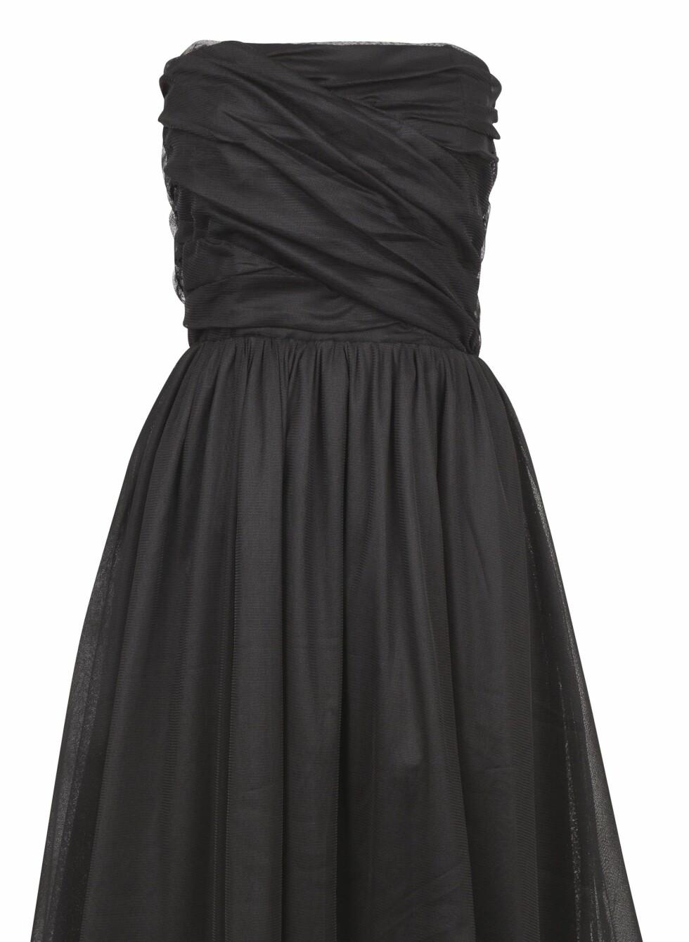 299 KRONER: Tyllkjolen i svart.  Foto: Produsenten