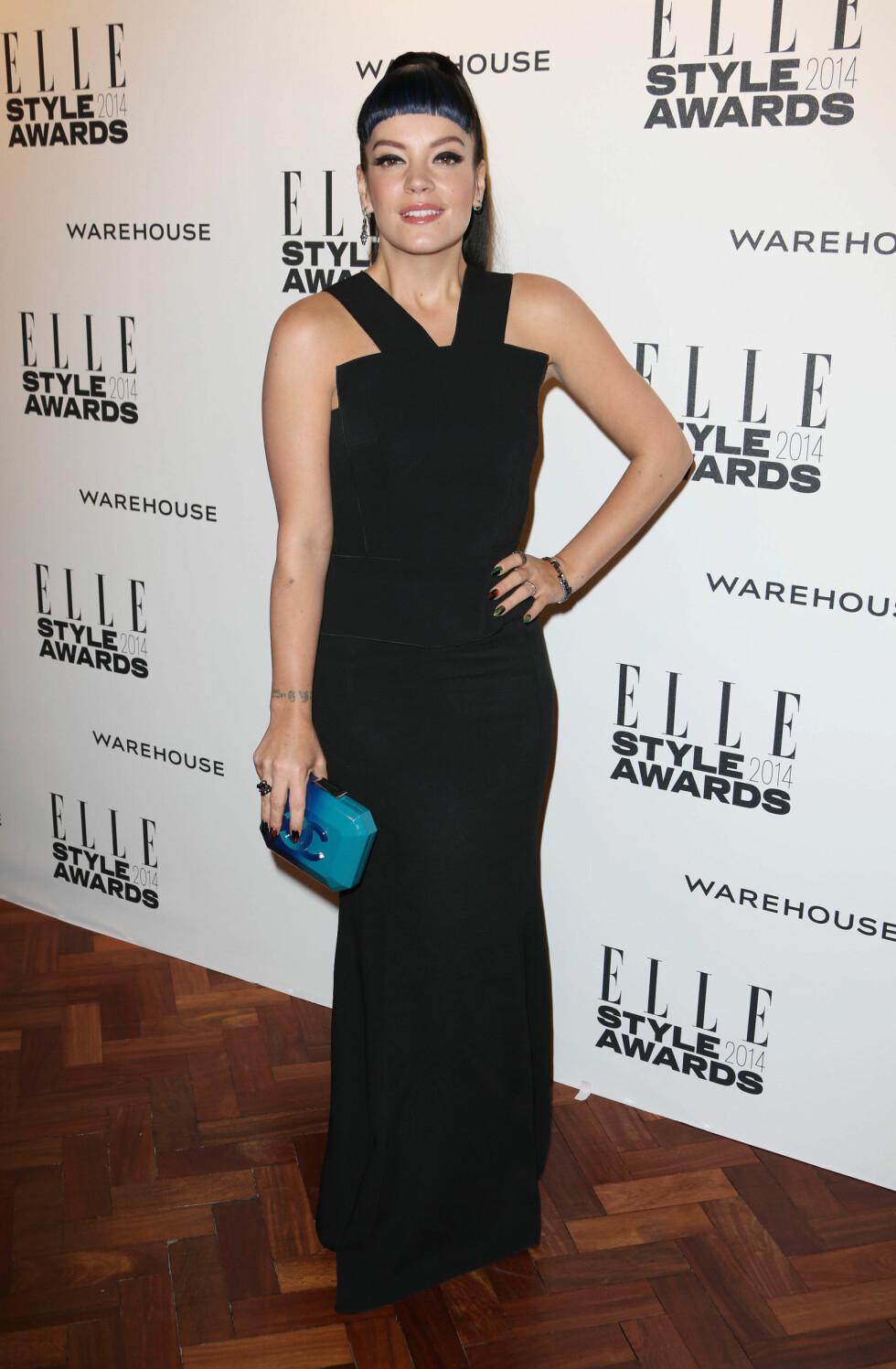 Lily Allen Foto: REX/Matt Baron/BEI/All Over Press