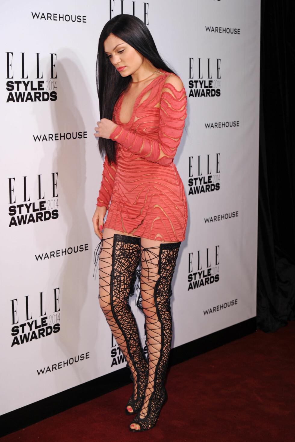 Jessie J.  Foto: REX/David Fisher/All Over Press