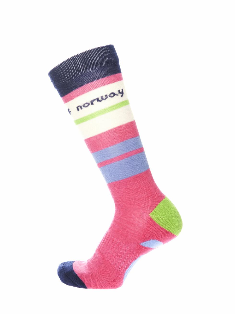 Kortere sokker - 199 kroner.  Foto: Produsenten