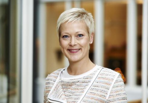 NOE FOR ALLE: Ifølge Design Manager i Lindex- Nina Starck, er det noe for alle i den nye kolleksjonen, som støtter oppom brystkreftsaken.  Foto: Lindex