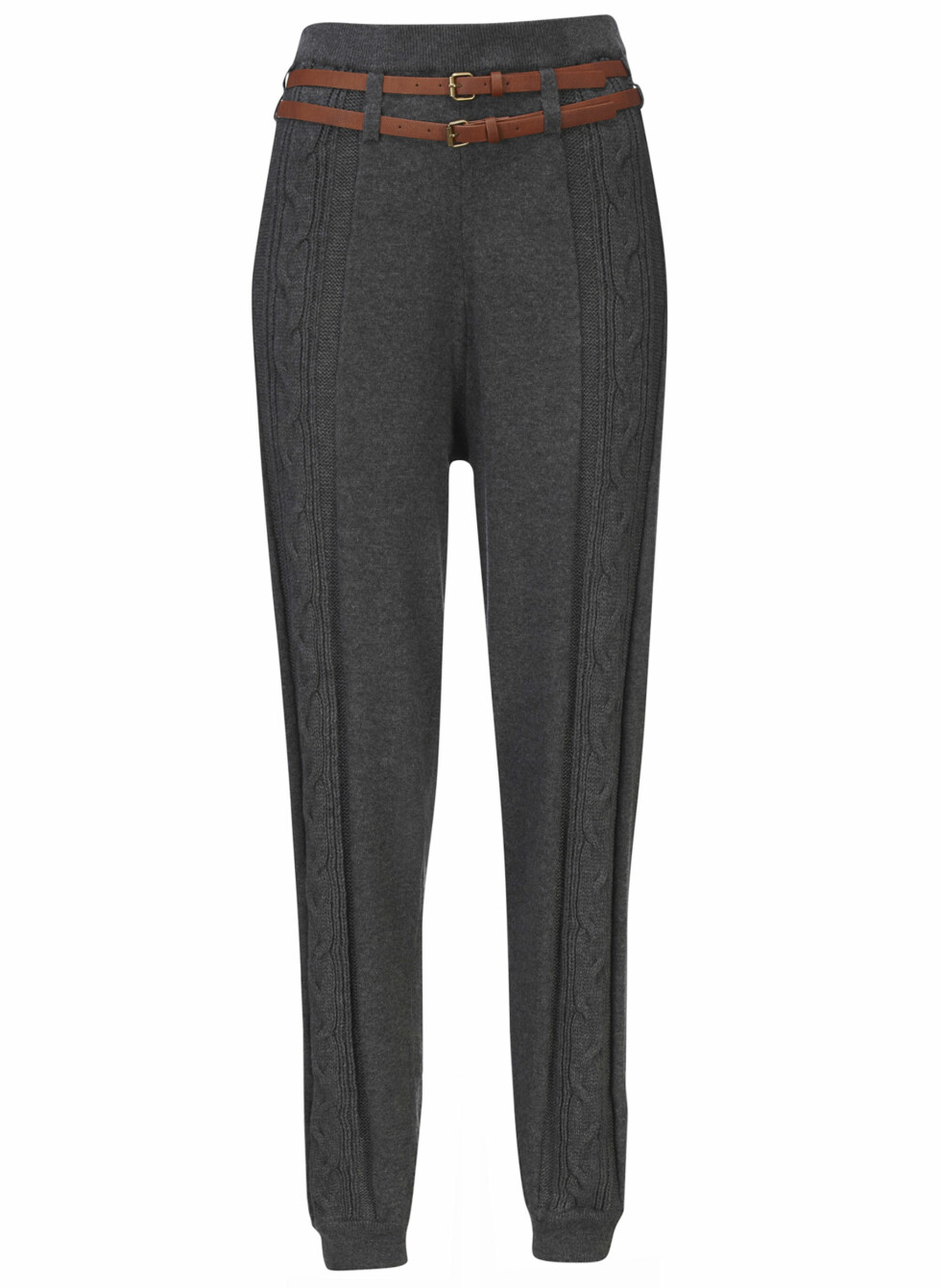 Strikket leggings (kr.299). Foto: Produsenten