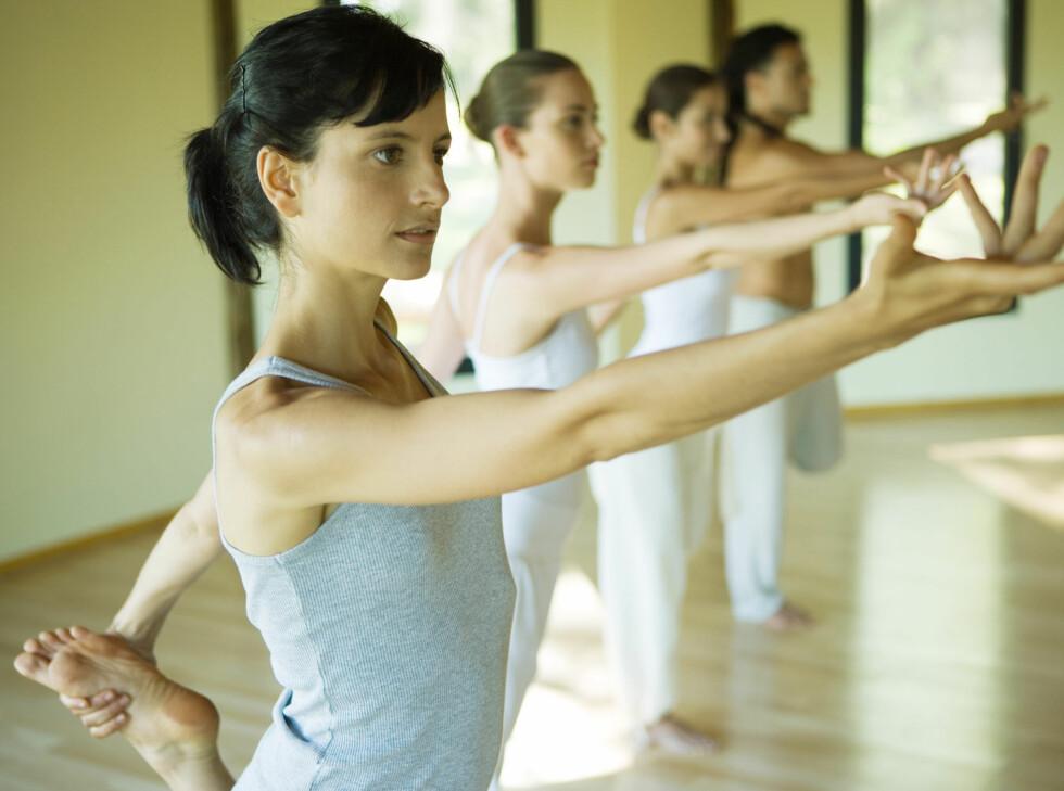Og litt jogging. Kombinasjonen av aerob trening og litt lavere tempo skal være den beste for vektnedgang.  Foto: Colourbox.com