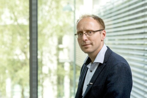 EKSPERT: Magnus Steigedal jobber ved Institutt for kreftforskning og molekylær medisin ved NTNU. Foto: Foto: NTNU