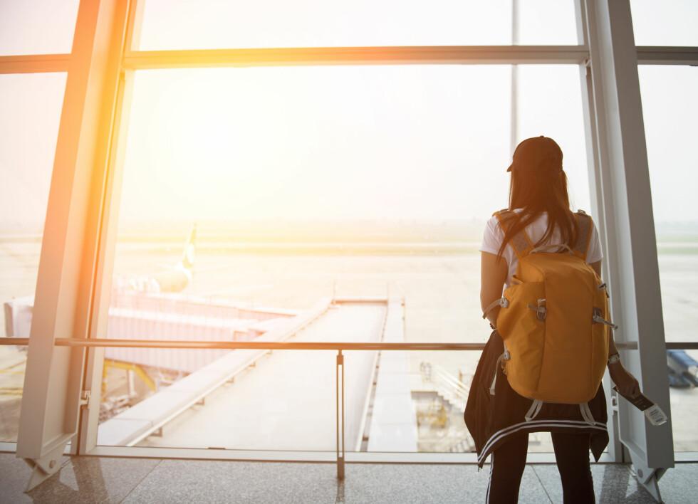 MØT FRYKTEN: Ofte er det bare selve tanken på å reise et sted alene som er mer skummel enn det å faktisk gjøre det, mener Otterstad. Foto: NTB scanpix