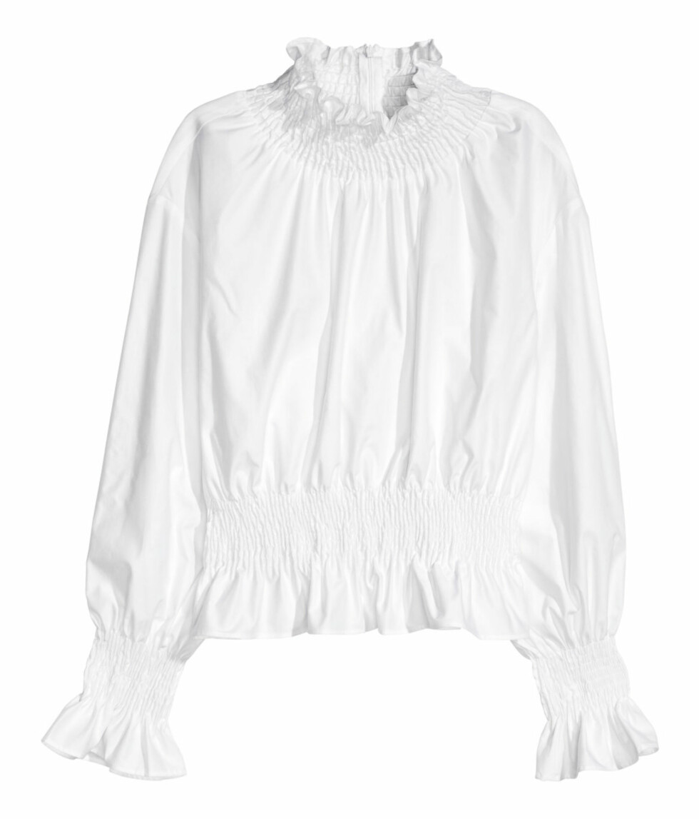 Bluse fra H&M | kr 179 | http://www.hm.com/no/product/65245?article=65245-A