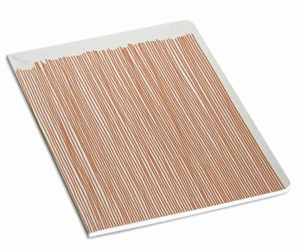 Notatbok fra HAY   kr 52   http://hayshop.no/products/91-office-amp-storage/783-scribble-notebook/