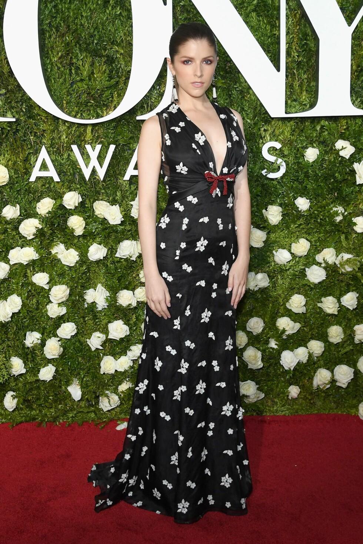 TONY AWARDS: Skuespiller Anna Kendrick. Foto: NTB Scanpix