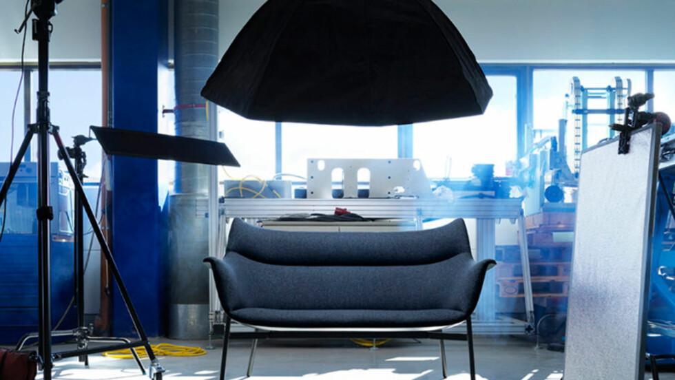 IKEA OG HAY: Her er en smakebit på det spennende designsamarbeidet! Foto: Ikea