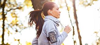 Tre morsomme løpeøkter du kan gjøre ute eller på mølla