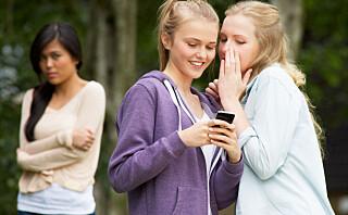 Mobbeofre har mye høyere risiko for alvorlig selvskading