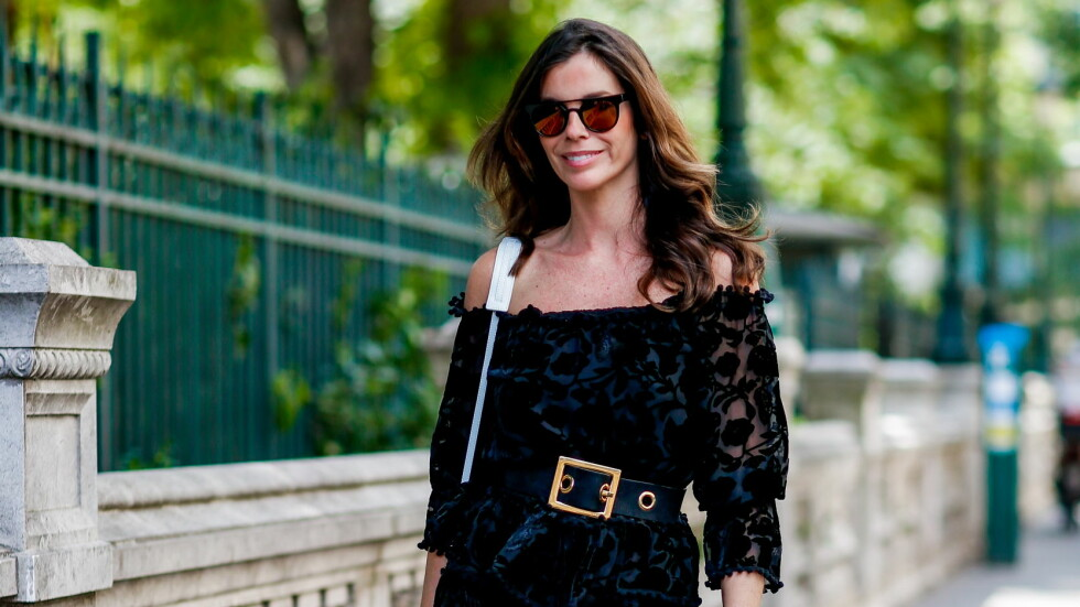 OFF SHOULDER KJOLE: Den perfekte sommerkjolen! Foto: Abaca