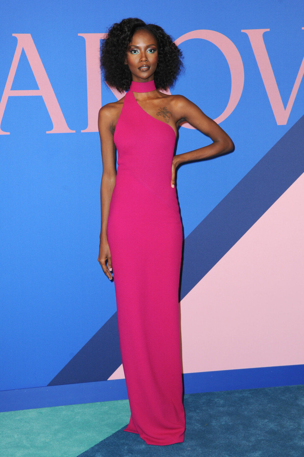 CFDA FASHION AWARDS: Riley Montana Foto: Splash News
