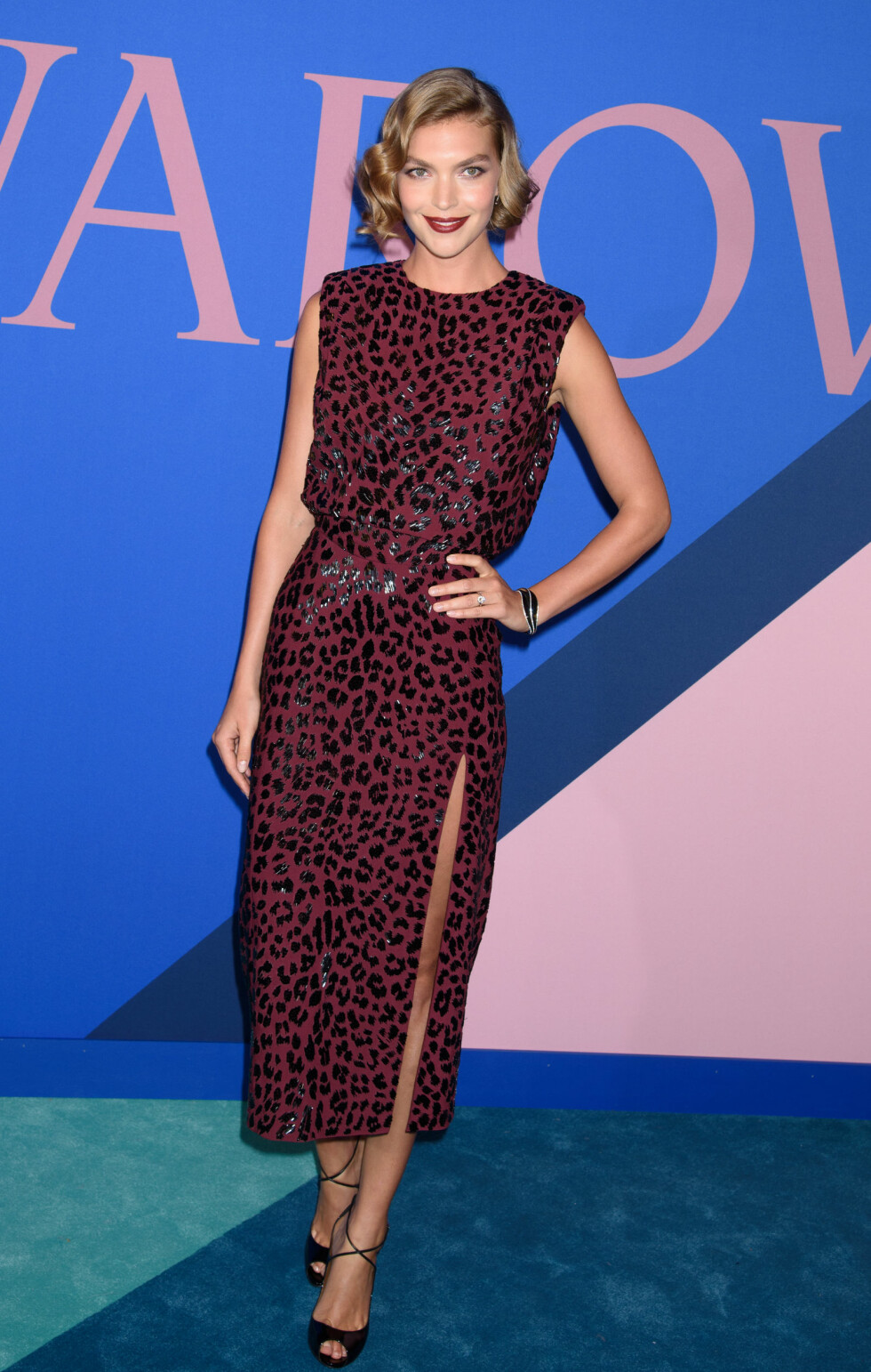 CFDA FASHION AWARDS: Arizona Muse Foto: Splash News